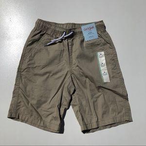 4/$20 Cat & Jack khaki shorts